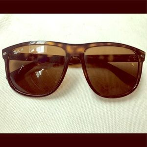 Ray ban Boyfriend tortoise sunglasses